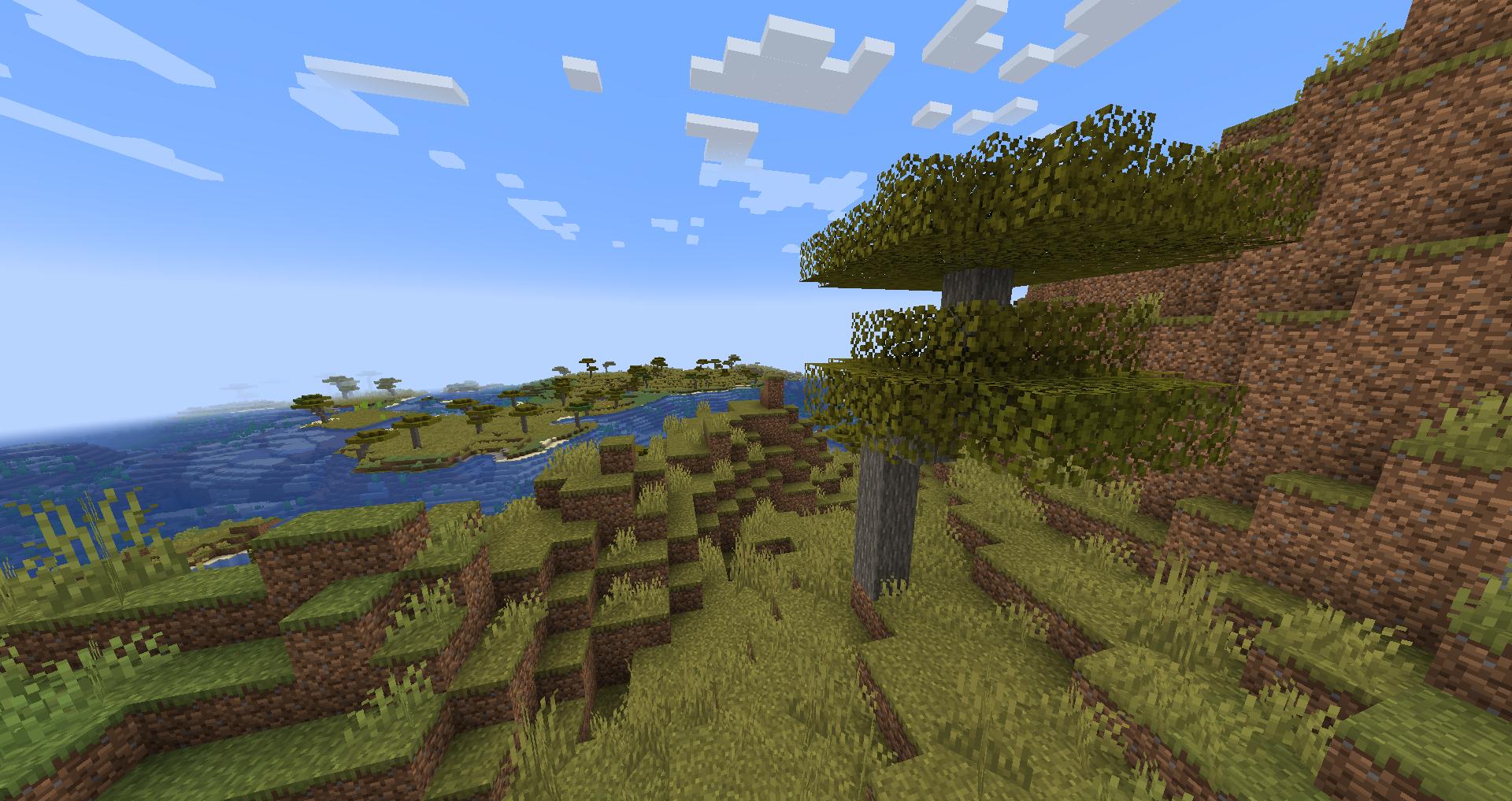 Acacia – Official Minecraft Wiki
