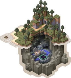 MCD Stronghold Map.png