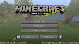 Java Edition 19w45a.png
