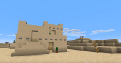 New house architecture in desert villages.png