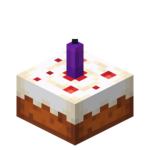 Cake with Purple Candle JE1.png