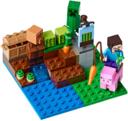LEGO Minecraft Melon Farm Unboxed.png