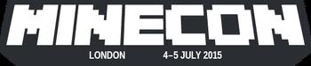 Logo de la MineCon 2015