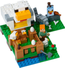LEGO Minecraft Chicken Coop Unboxed.png