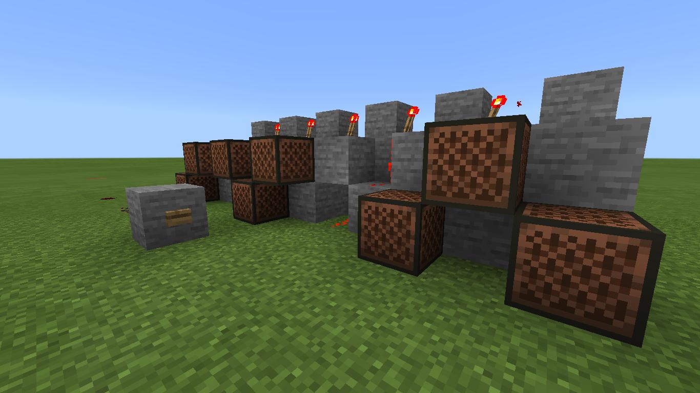 Note Block – Official Minecraft Wiki