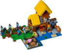 LEGO Minecraft Farm Cottage Unboxed.png