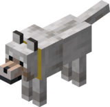 Tamed Wolf with Yellow Collar.png
