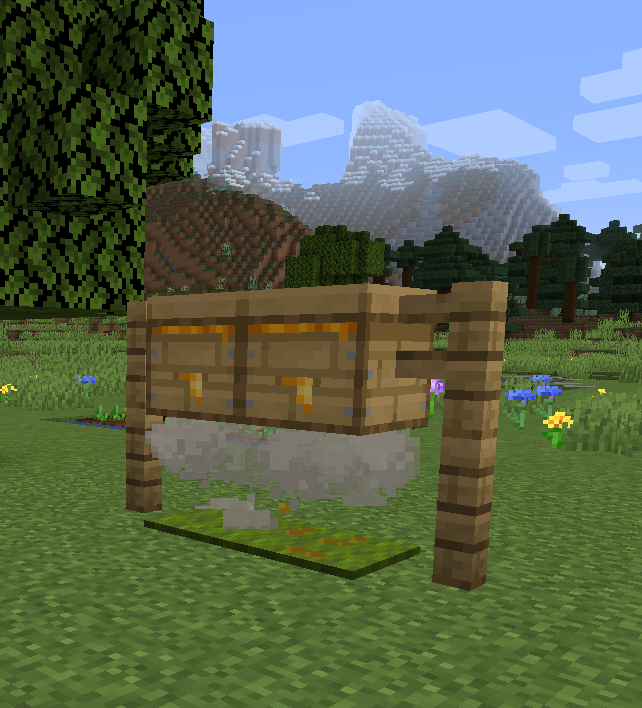 Beehive Official Minecraft Wiki