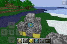 Pocket Edition v0.5.0 alpha in game.jpg