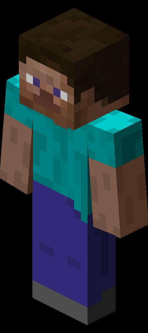 Így nézett ki a Steve.