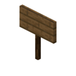 Spruce Standing Sign (S) BE2.png