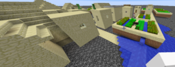 Desert village on bedrock.png