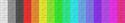 Classic での羊毛の色のスペクトラム