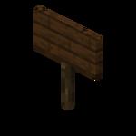 Dark Oak Standing Sign (S) BE2.png
