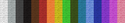Beta での羊毛の色のスペクトラム