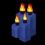 Four Blue Candles (lit).png