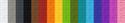 1.12 での羊毛の色のスペクトラム