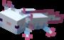 Axolotl Hovering in Water (cyan).png