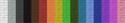 1.2.4 での羊毛の色のスペクトラム