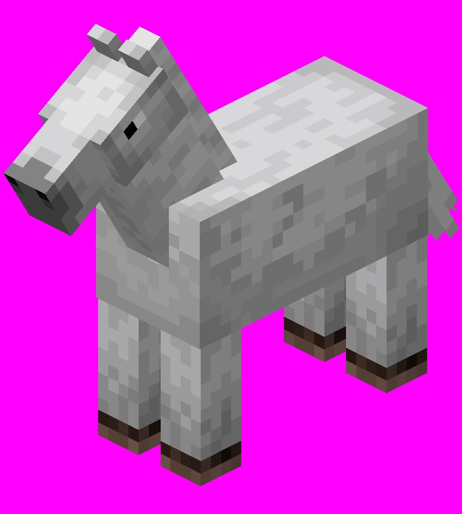 Minecraft wiki - Cheval minecraft ...