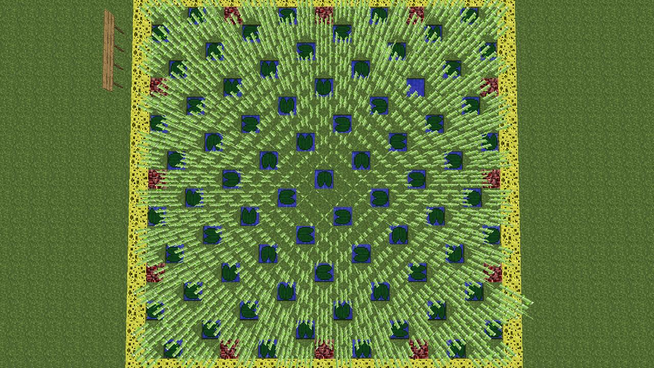 サトウキビ 栽培 マイクラ