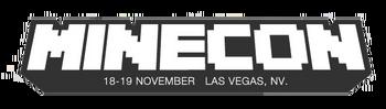 MINECON 2011 のロゴ