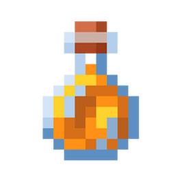 ハチミツ入りの瓶