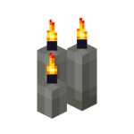 Three Light Gray Candles (lit).png