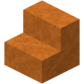 Smooth Red Sandstone Stairs.png