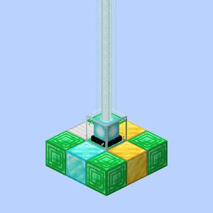 신호기 기반은 여러가지 블록을 조합하여 만든다.