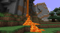 Lava flowing off cliff.png