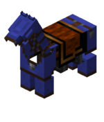 Blue Leather Horse Armor.png