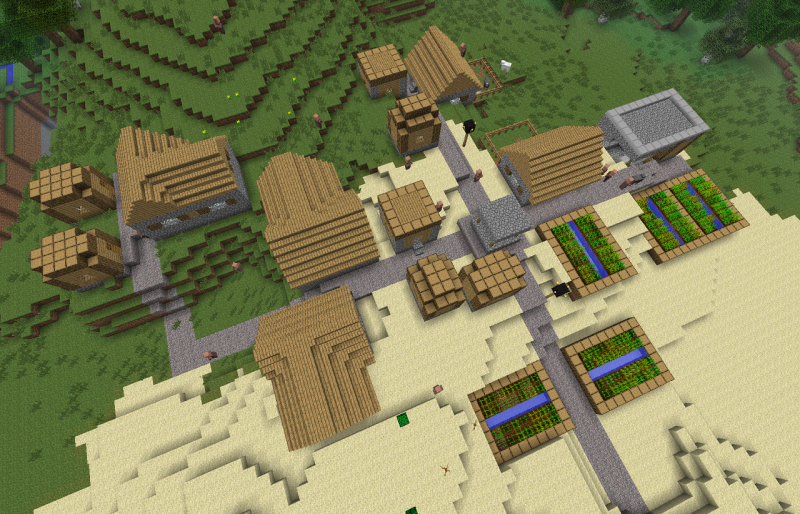 Easy Build Mod Minecraft