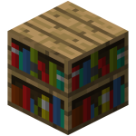 How To Craft A Bookshelf In Minecraft Ps
