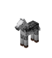 White Baby Horse with Black Dots.png