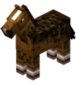 Creamy Horse with Black Dots.png