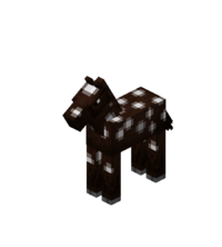 Darkbrown Baby Horse with White Spots.png