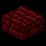 Płyta z czerwonej netherowej cegły.png