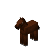 Brown Baby Horse.png