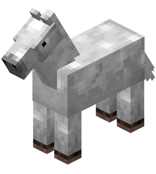 Plik:White Horse with White Spots.png