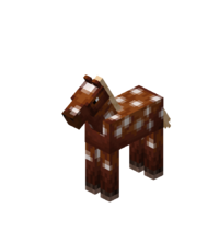 Chestnut Baby Horse with White Spots.png