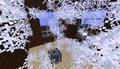 Spawner pająków w jednym z pokoi