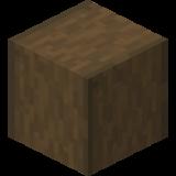 Okorowane ciemne dębowe drewno.png