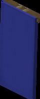 Niebieska chorągiew naścienna.png