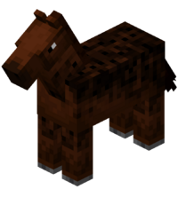 Brown Horse with Black Dots.png