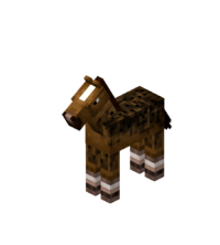 Creamy Baby Horse with Black Dots.png