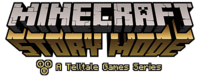Minecraft Story Mode Logo.png