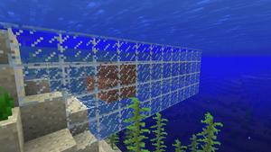 Tzw. metoda schodkowa pozwala na usunięcie wody z korytarza wypełnionego wodą.