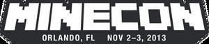 Logo MINECON 2013.png