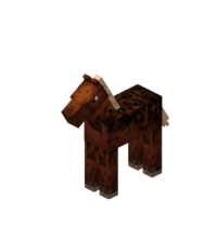 Chestnut Baby Horse with Black Dots.png